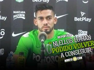 Andres Andrade dice que no pueden pretender que Nacional juegue el Barcelona de aNos atras