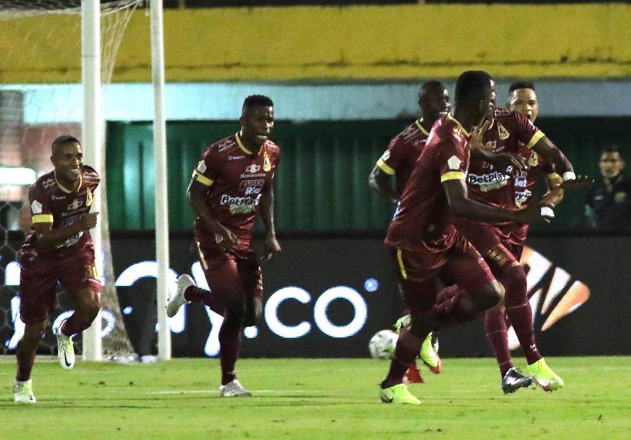 Atletico Huila vs Deportes Tolima 1