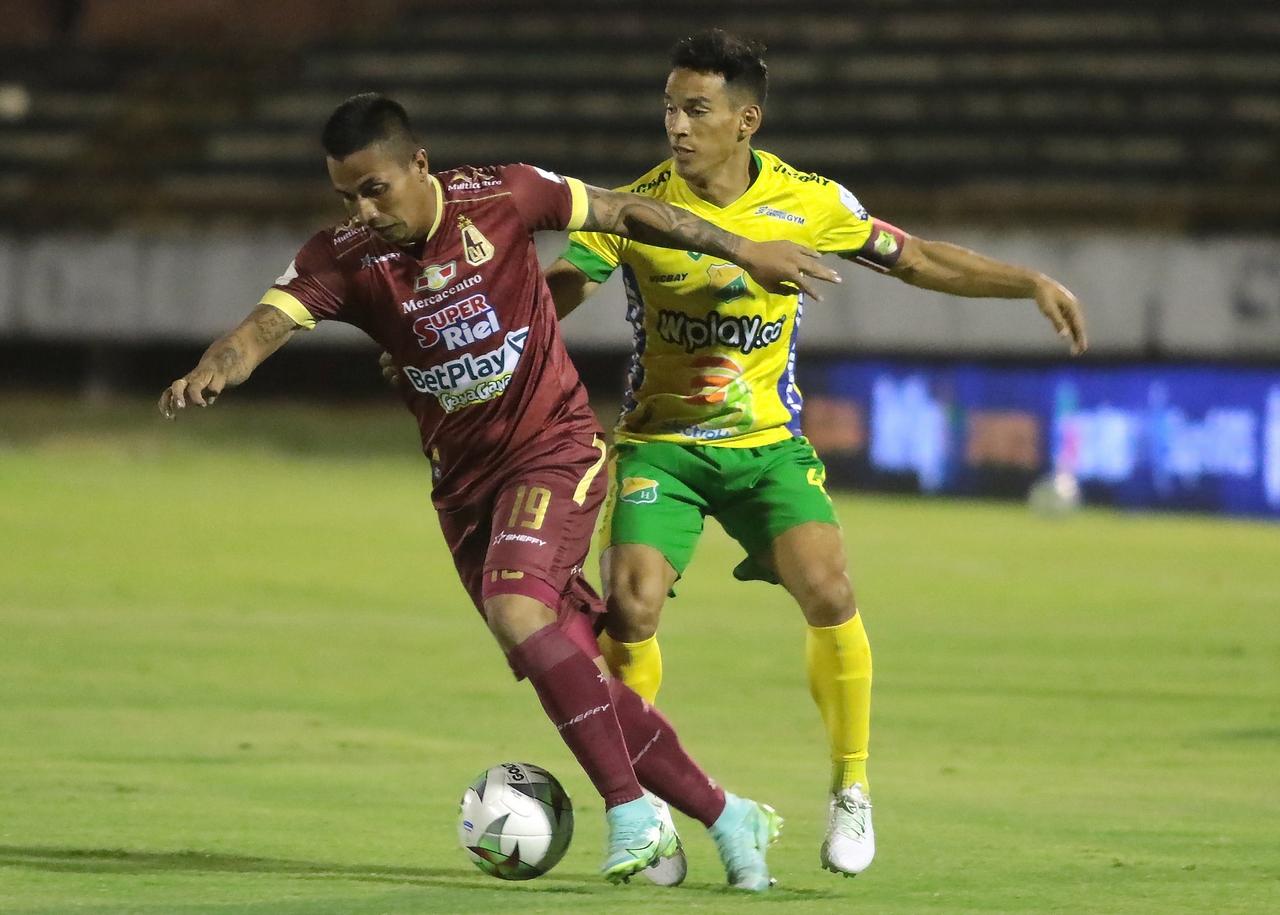 Atletico Huila vs Deportes Tolima 3