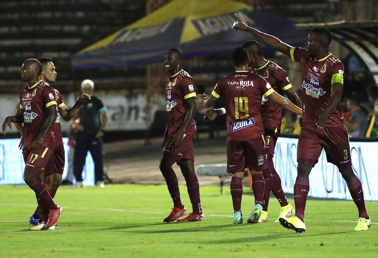 Atletico Huila vs Deportes Tolima 4