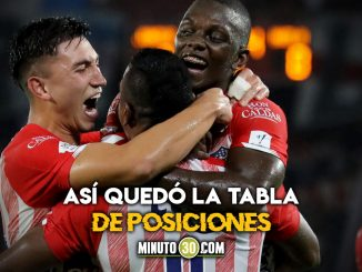 Atletico Junior goleo a Huila y sacudio el grupo de los ocho