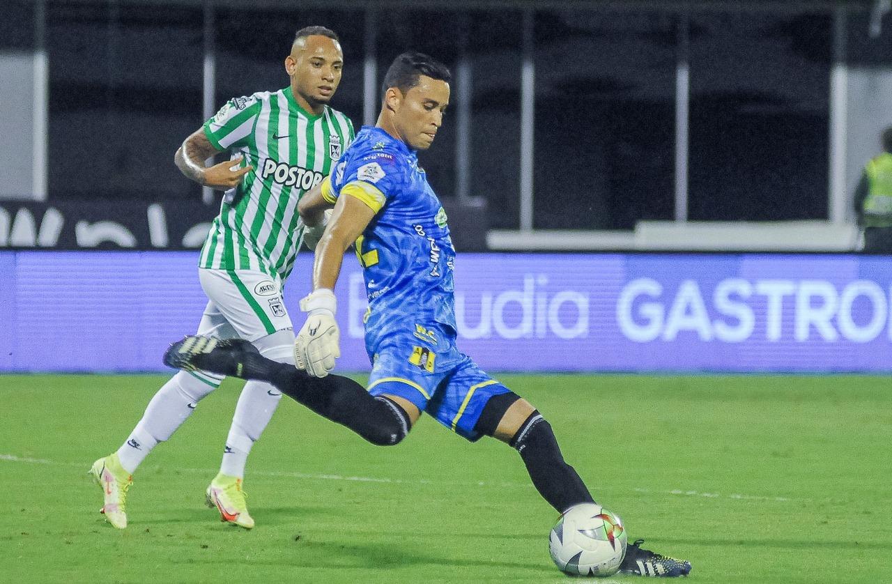 Atletico Nacional vs Alianza Petrolera fecha 8 de la Liga 1
