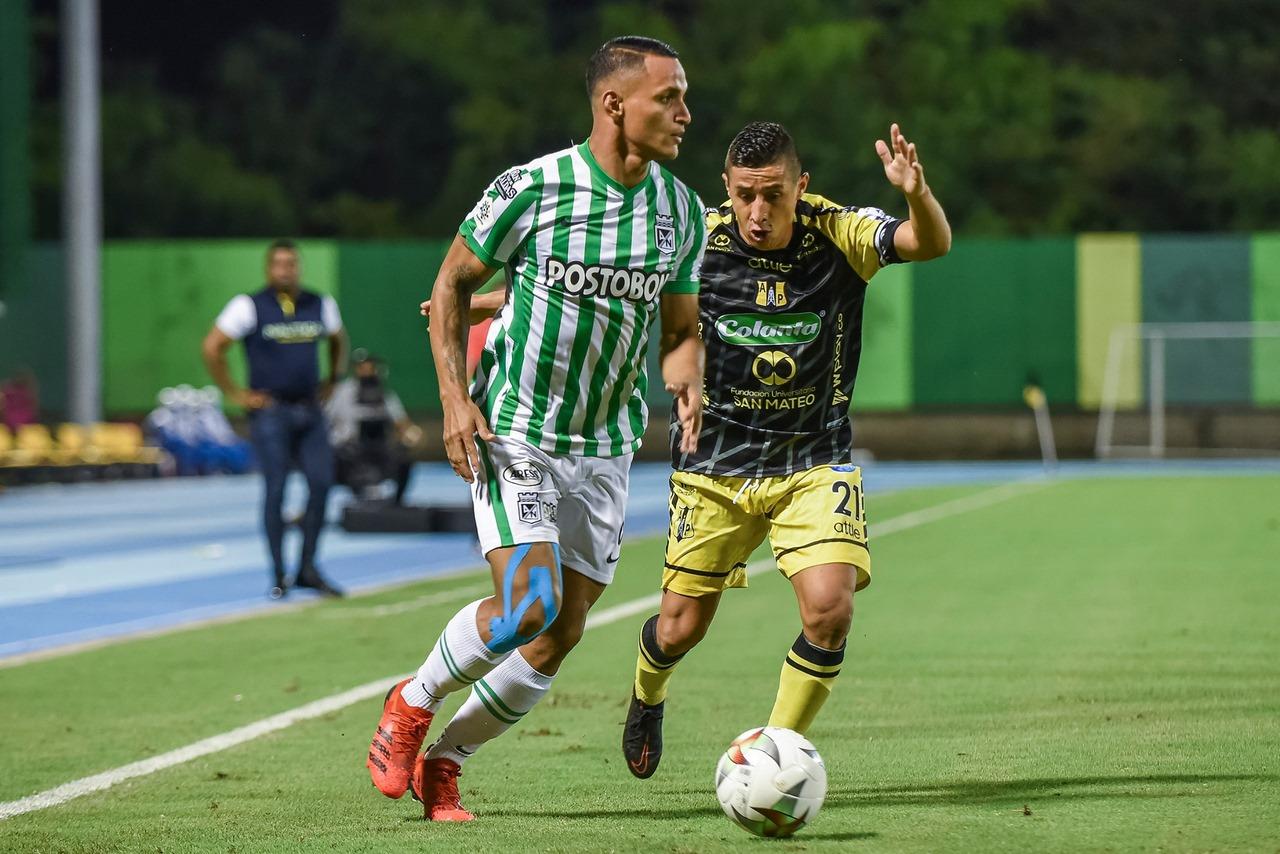 Atletico Nacional vs Alianza Petrolera fecha 8 de la Liga 4
