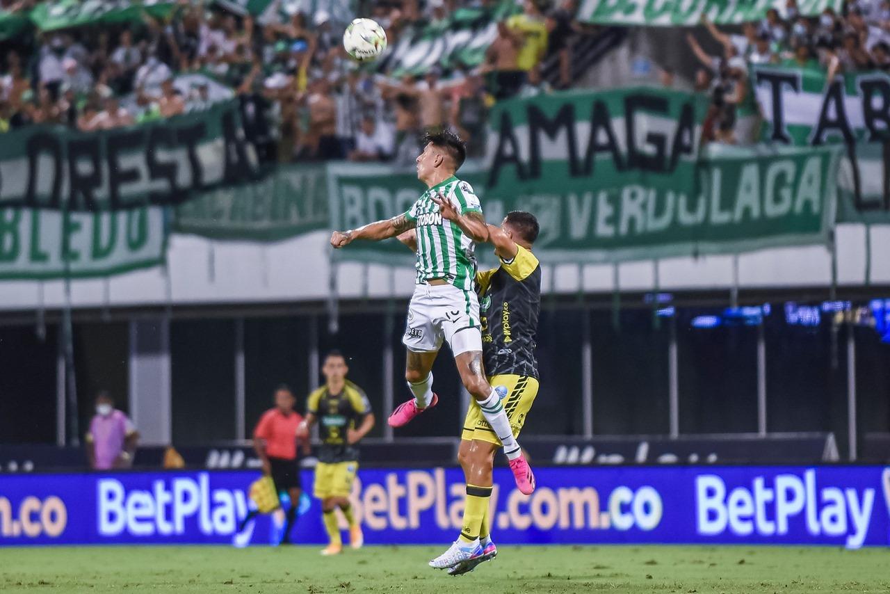Atletico Nacional vs Alianza Petrolera fecha 8 de la Liga 5