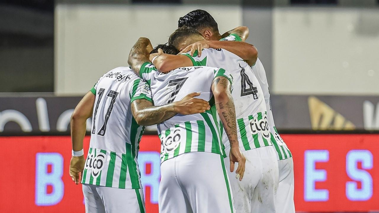 Atletico Nacional vs Alianza Petrolera fecha 8 de la Liga 6