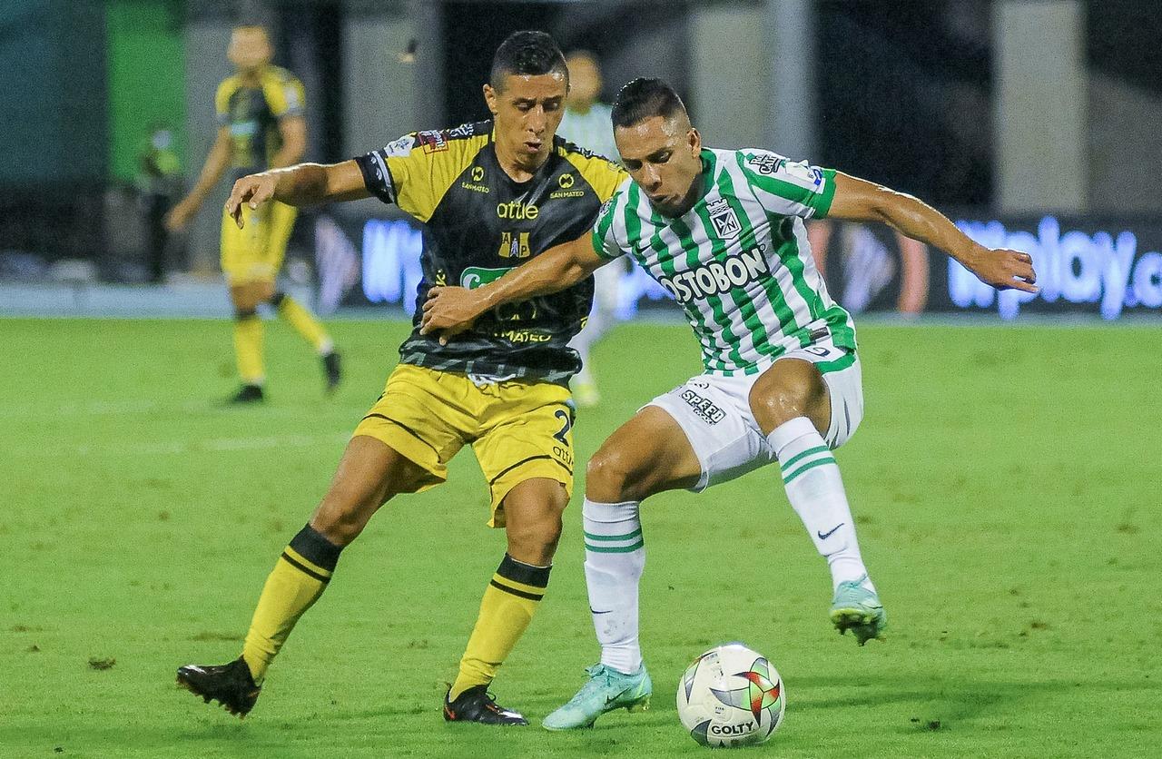 Atletico Nacional vs Alianza Petrolera fecha 8 de la Liga 8