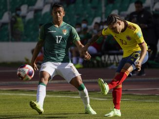 Bolivia vs Colombia