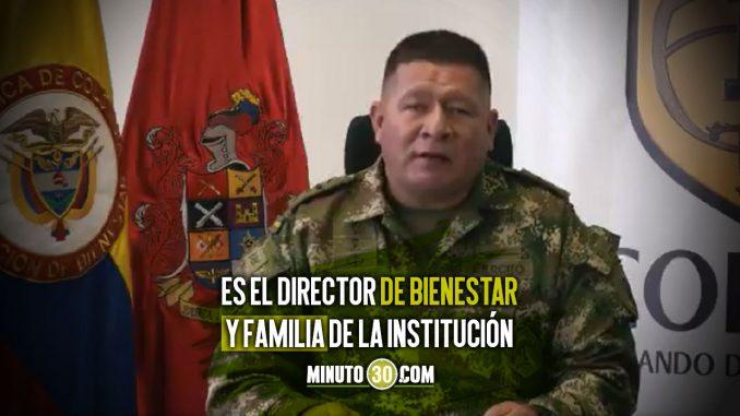 coronel del Ejército