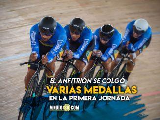 Colombia lidera la Copa de Naciones UCI Tissot 2021