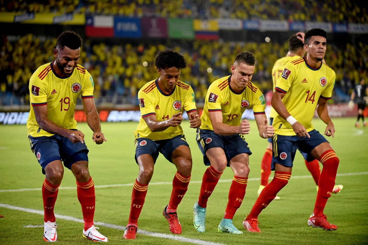 Colombia vs Chile 1