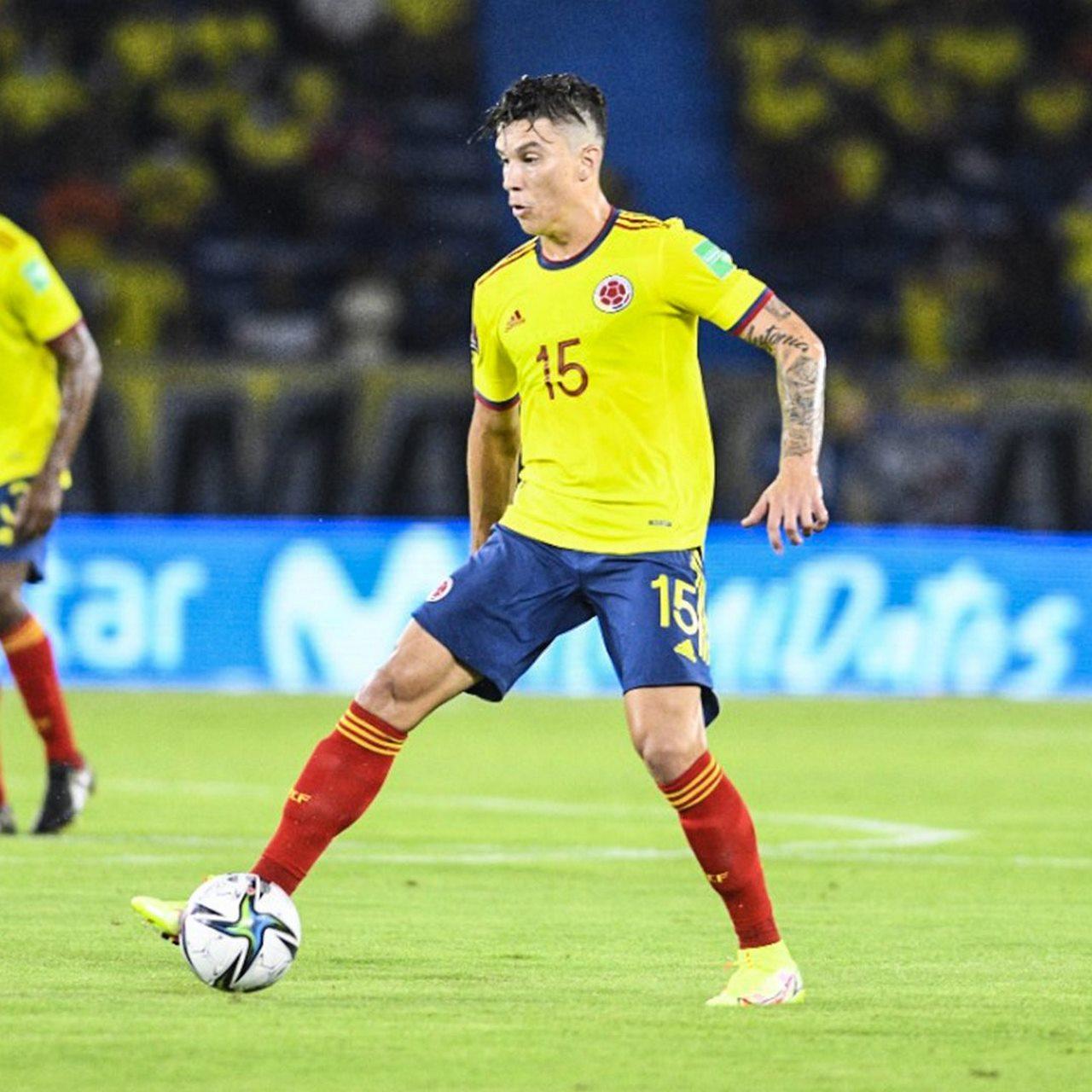 Colombia vs Chile 2