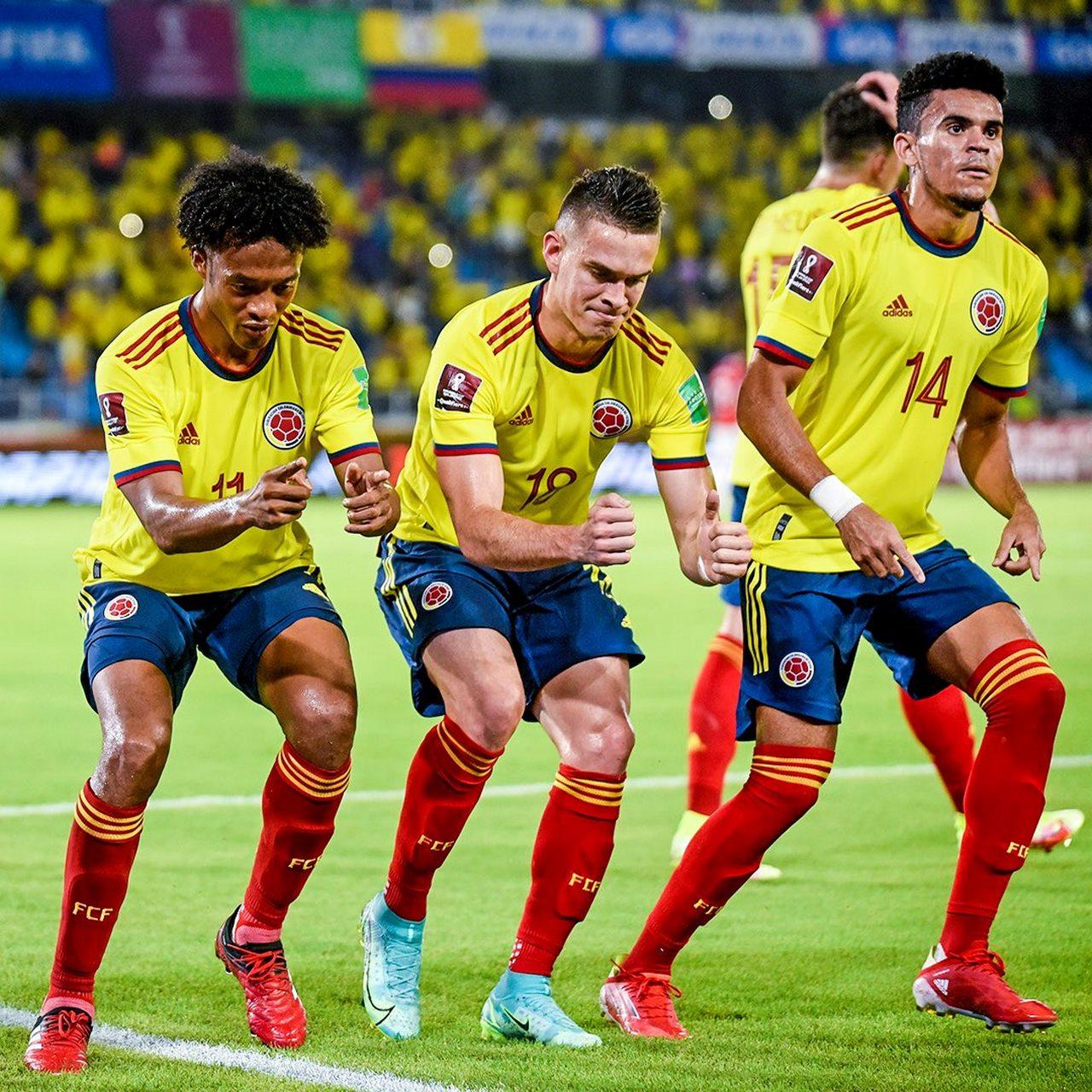 Colombia vs Chile 4