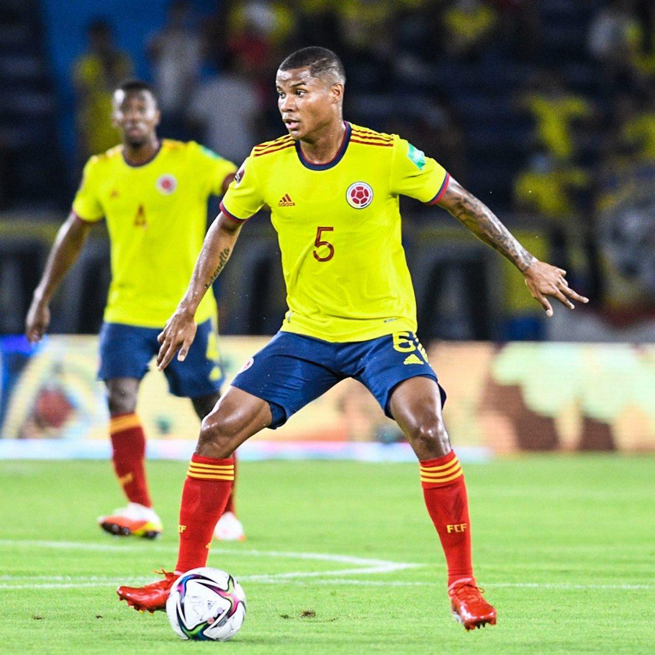 Colombia vs Chile 5