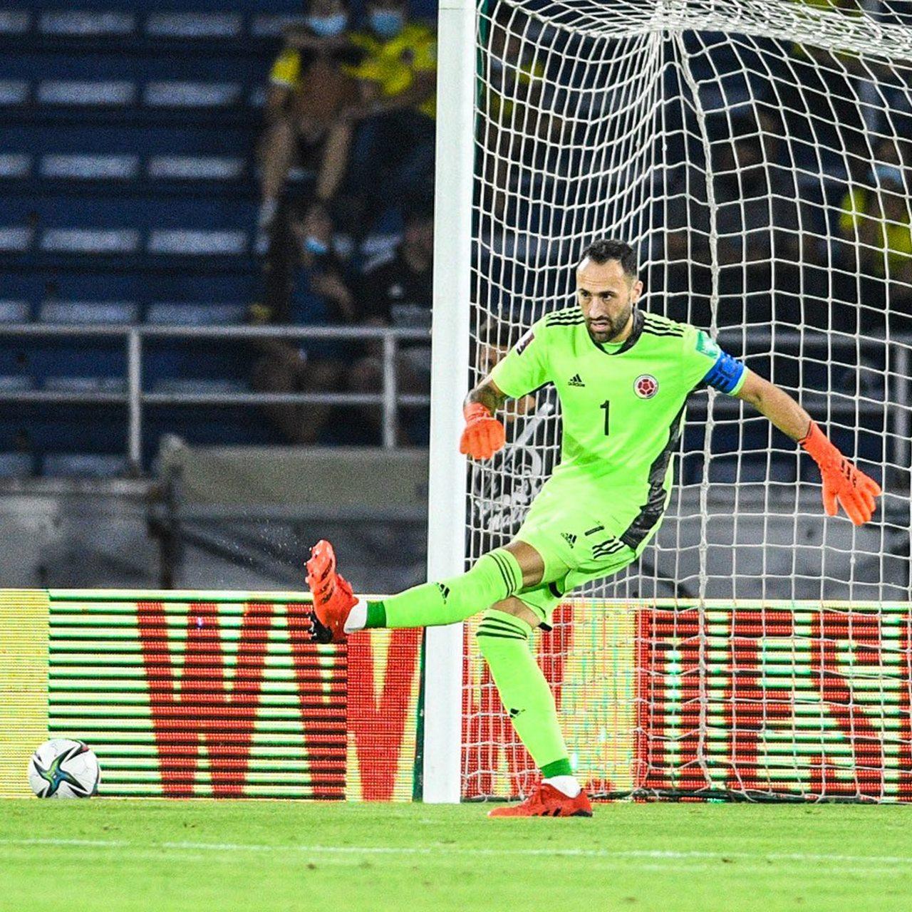Colombia vs Chile 6