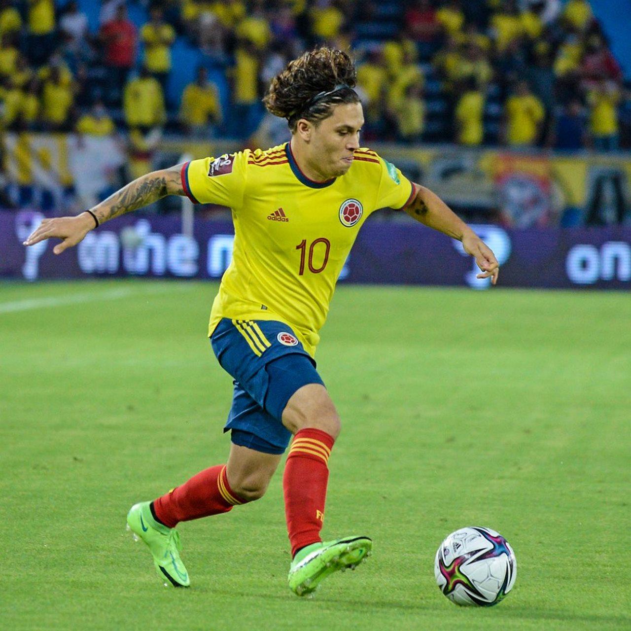 Colombia vs Chile 9
