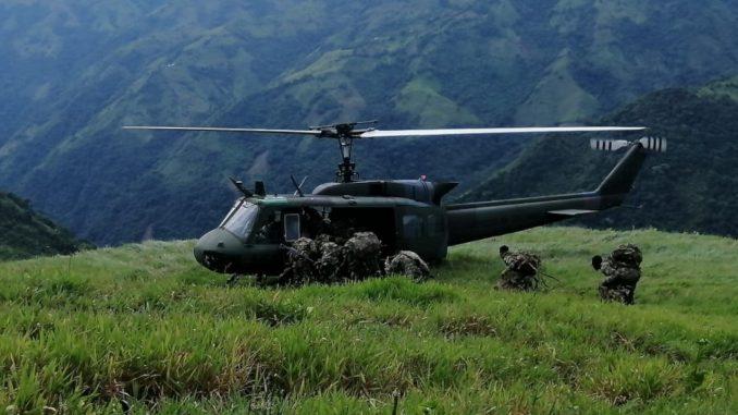 [Video] Se registró un combate entre el Ejército y el Clan del Golfo en Ituango
