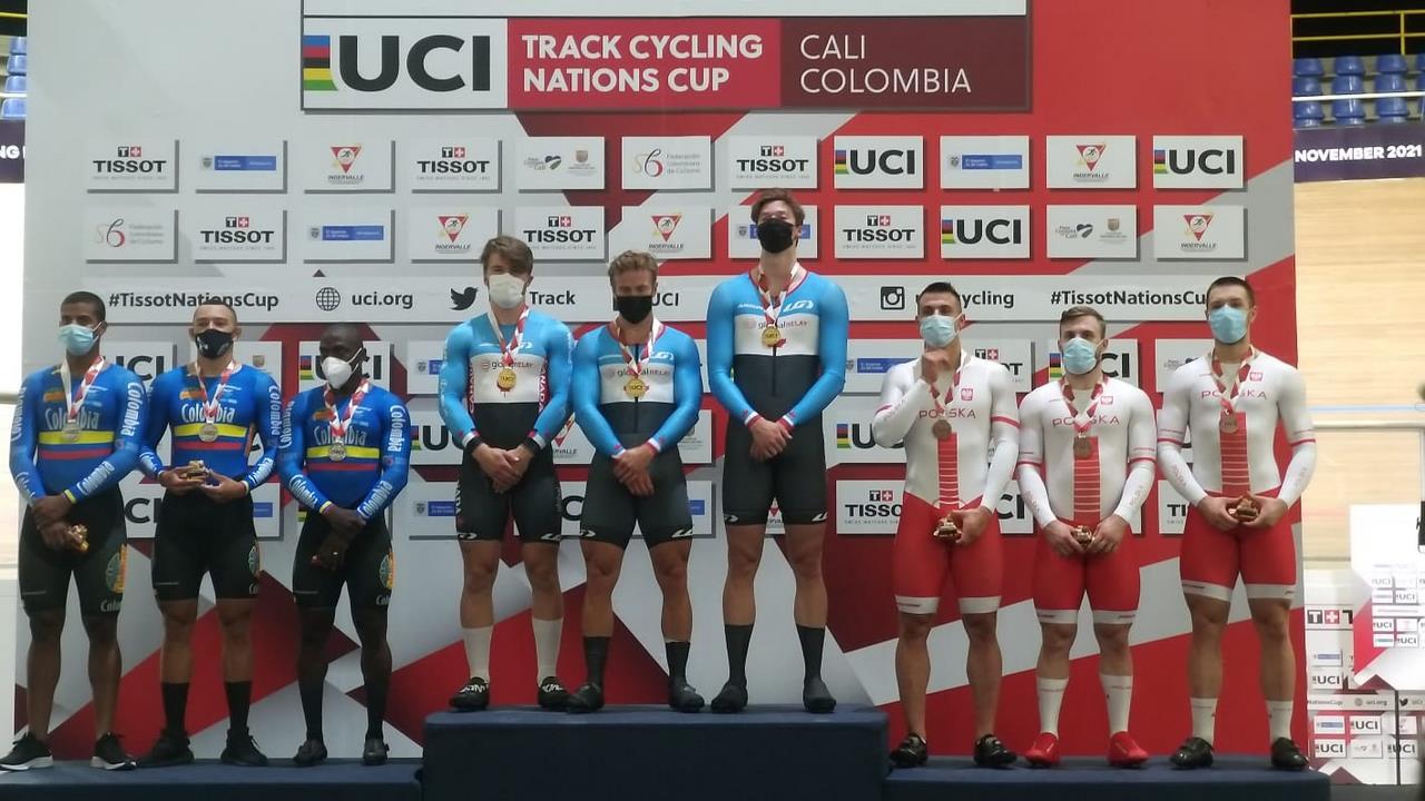 Copa de Ciclismo de Naciones 3