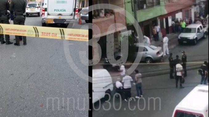 Sicariato en Cristo Rey: sin bajarse de la moto, sicarios le dispararon a un hombre