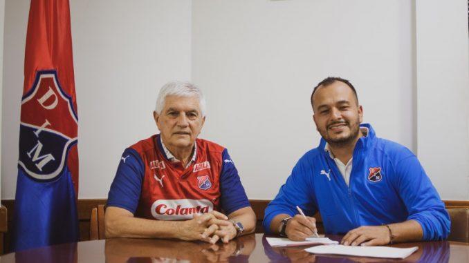 Julio Comesaña es el nuevo entrenador del Deportivo Independiente Medellín