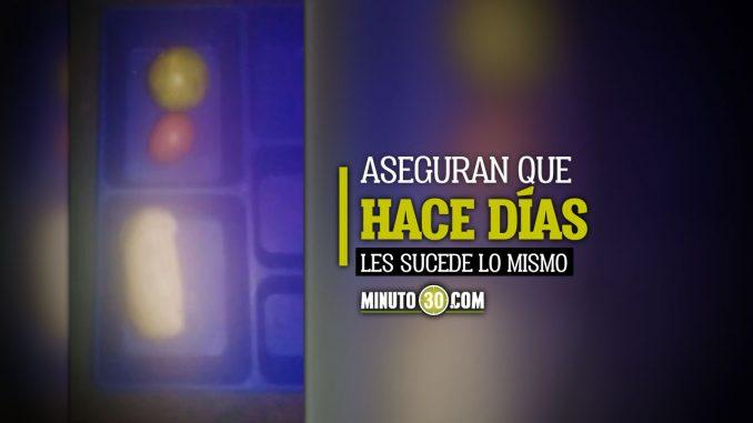 [Video] Denuncian que internos en la cárcel El Pedregal están recibiendo la primera comida del día después de las 4 de la tarde