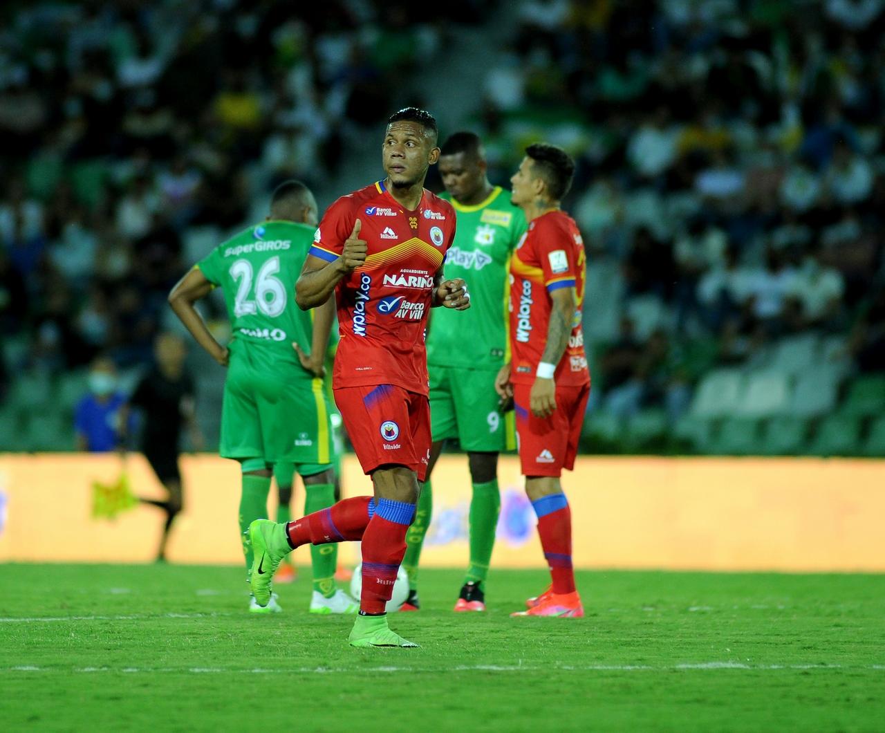 Deportes Quindio vs Deportivo Pasto 1
