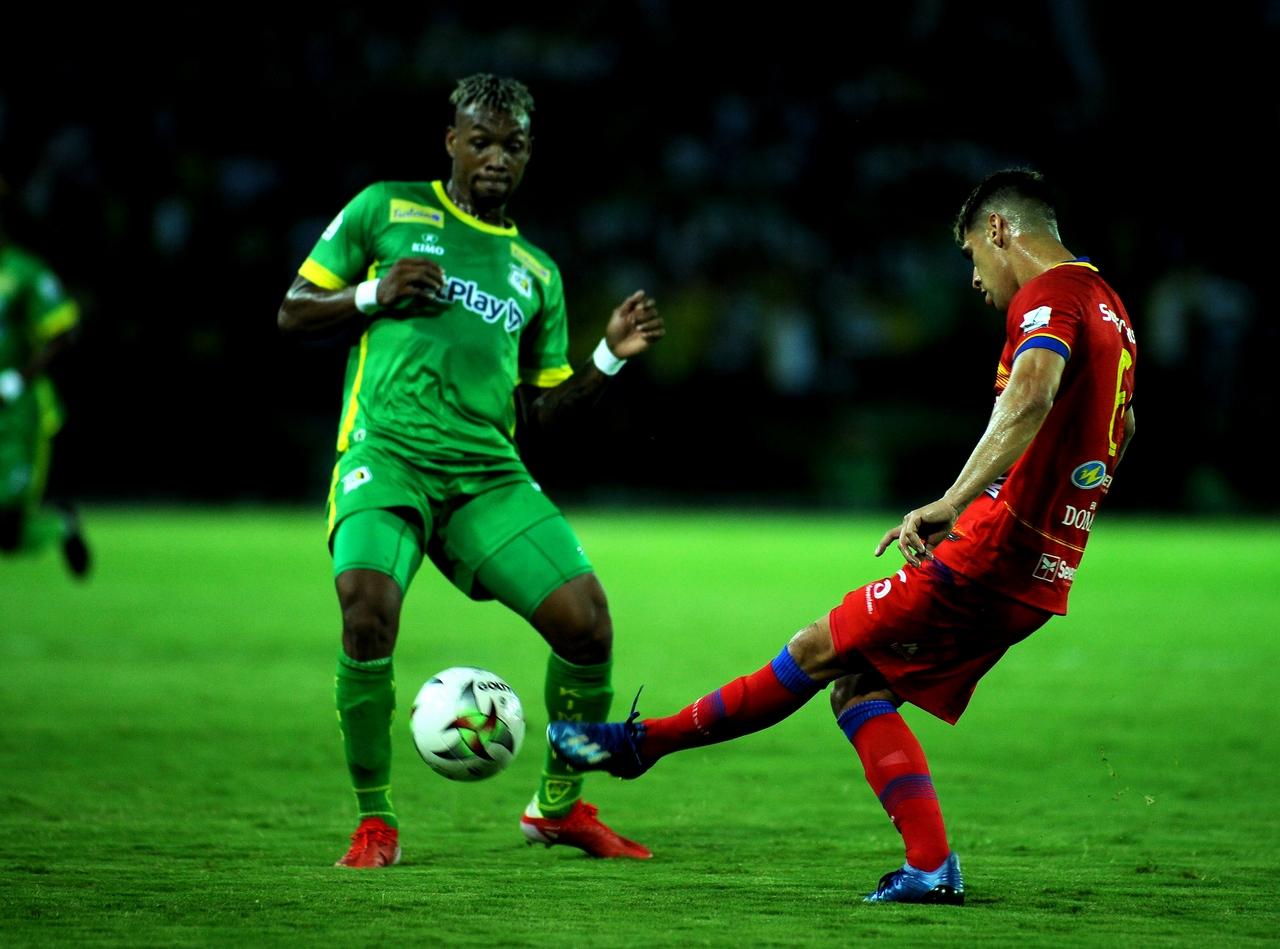 Deportes Quindio vs Deportivo Pasto 2