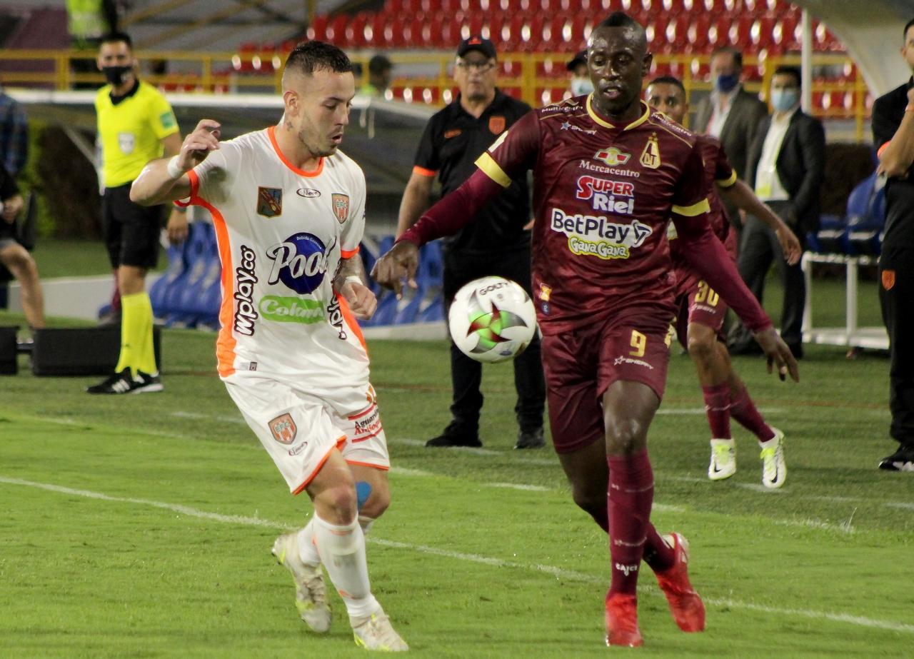 Deportes Tolima vs Envigado FC 1