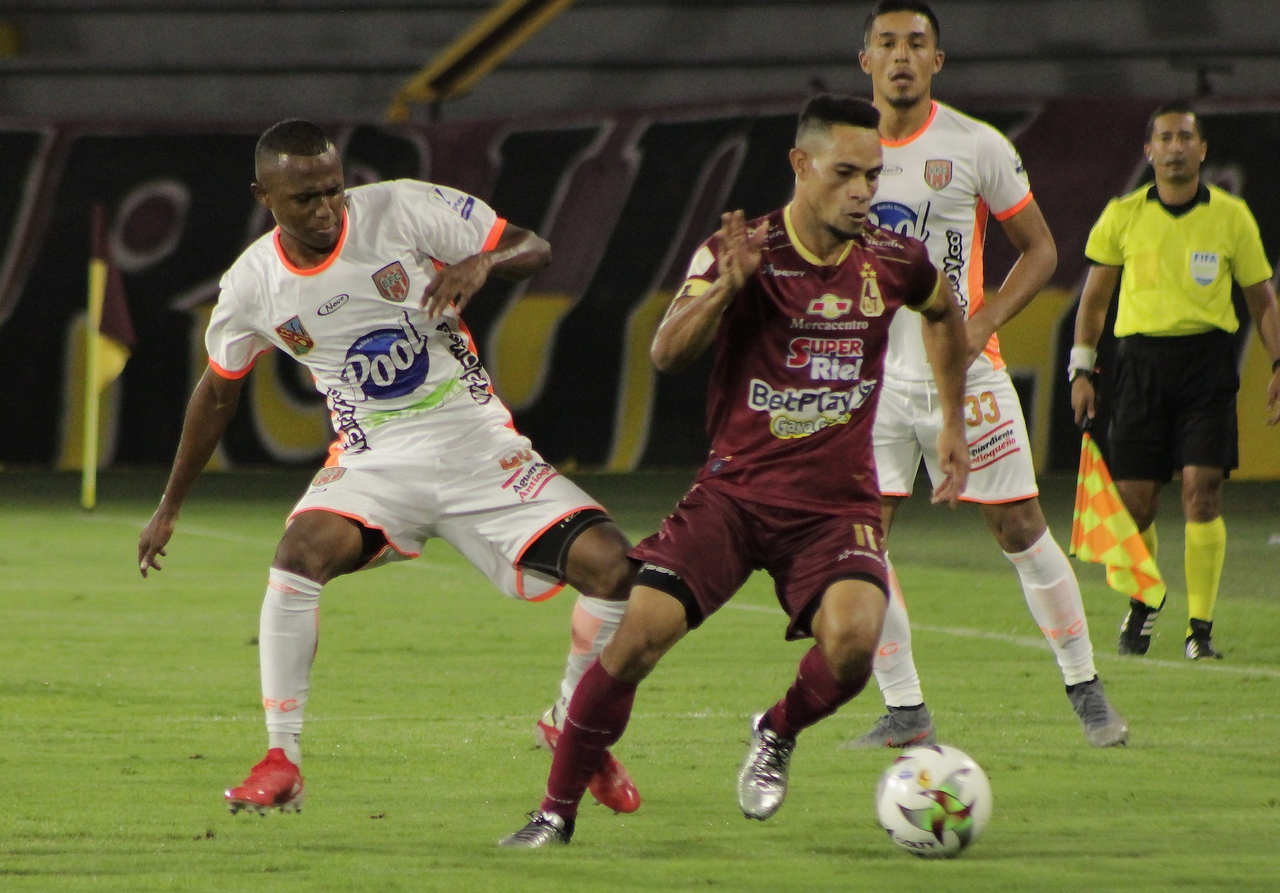 Deportes Tolima vs Envigado FC 2