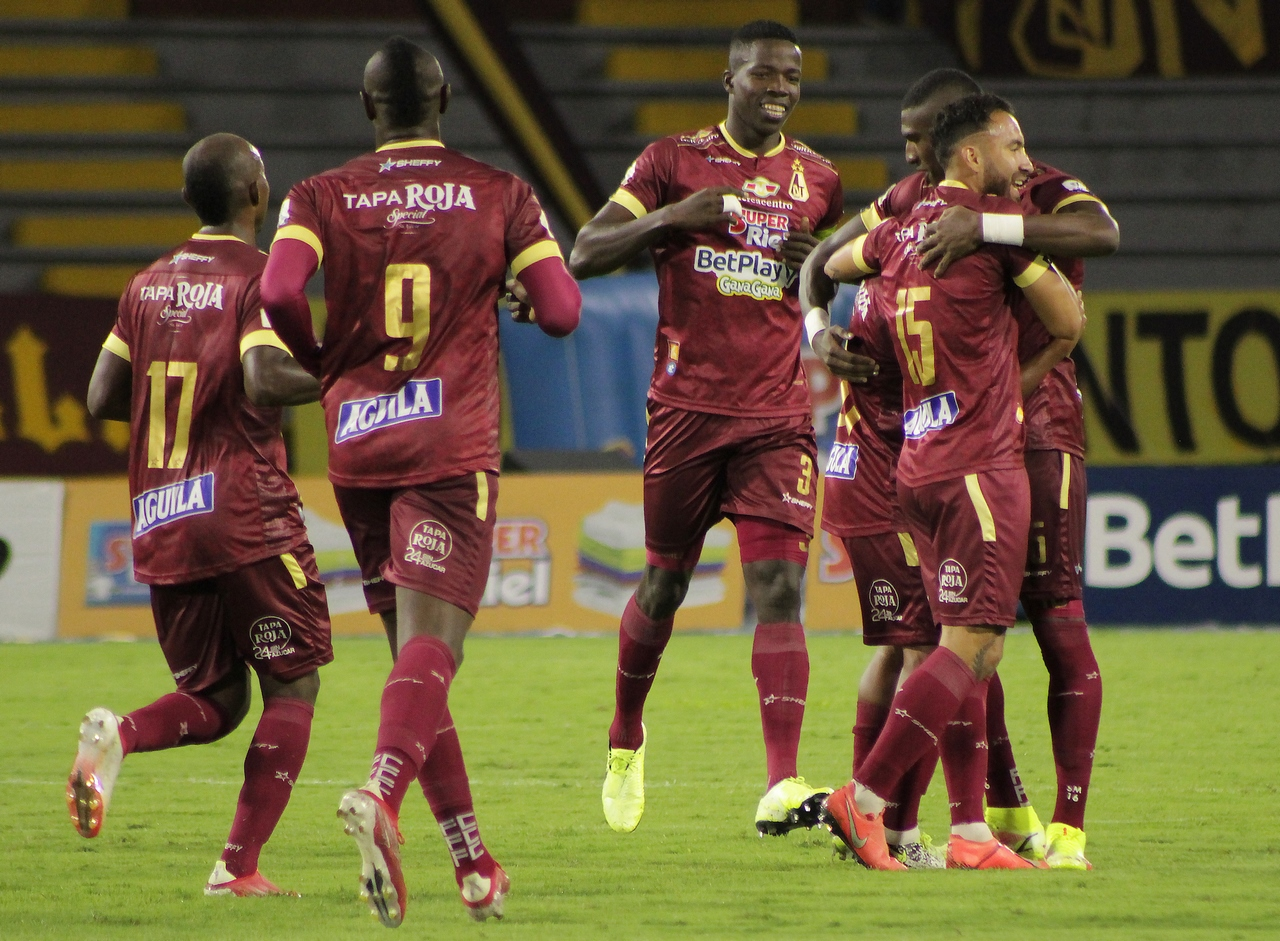 Deportes Tolima vs Envigado FC 3