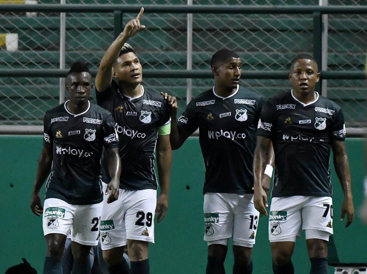 Deportivo Cali vs Deportivo Pereira 1