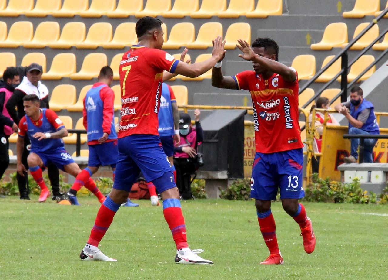 Deportivo Pasto vs Deportivo Cali 4