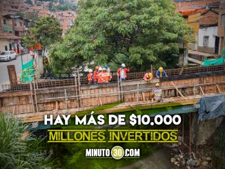Medellín puentes
