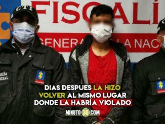 Encarcelaron a un tipo acusado de violar y luego darle veneno a un niña en Bogotá