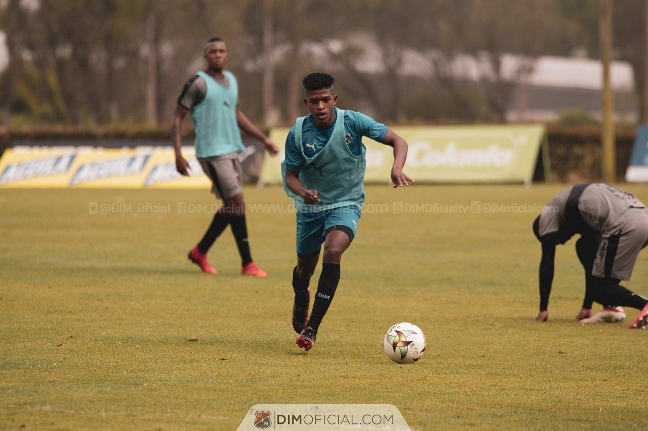 Entrenamiento Independiente Medellin 2