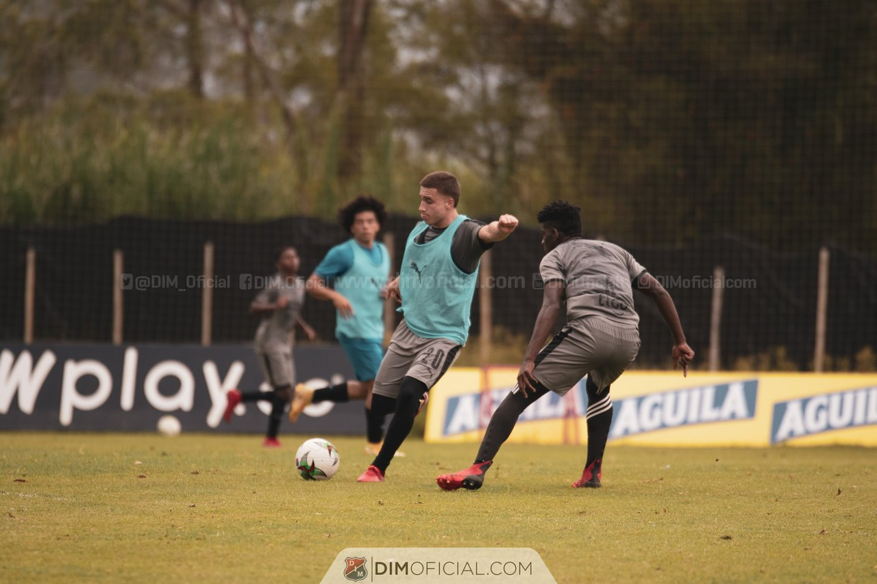 Entrenamiento Independiente Medellin 4