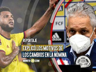 Es un triunfo muy reconfortante para Colombia Reinaldo Rueda