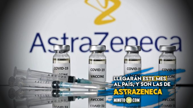 Astrazeneca Colombia España