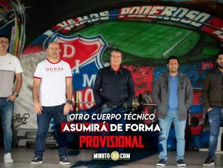 Independiente Medellin confirmo la renuncia de Bolillo