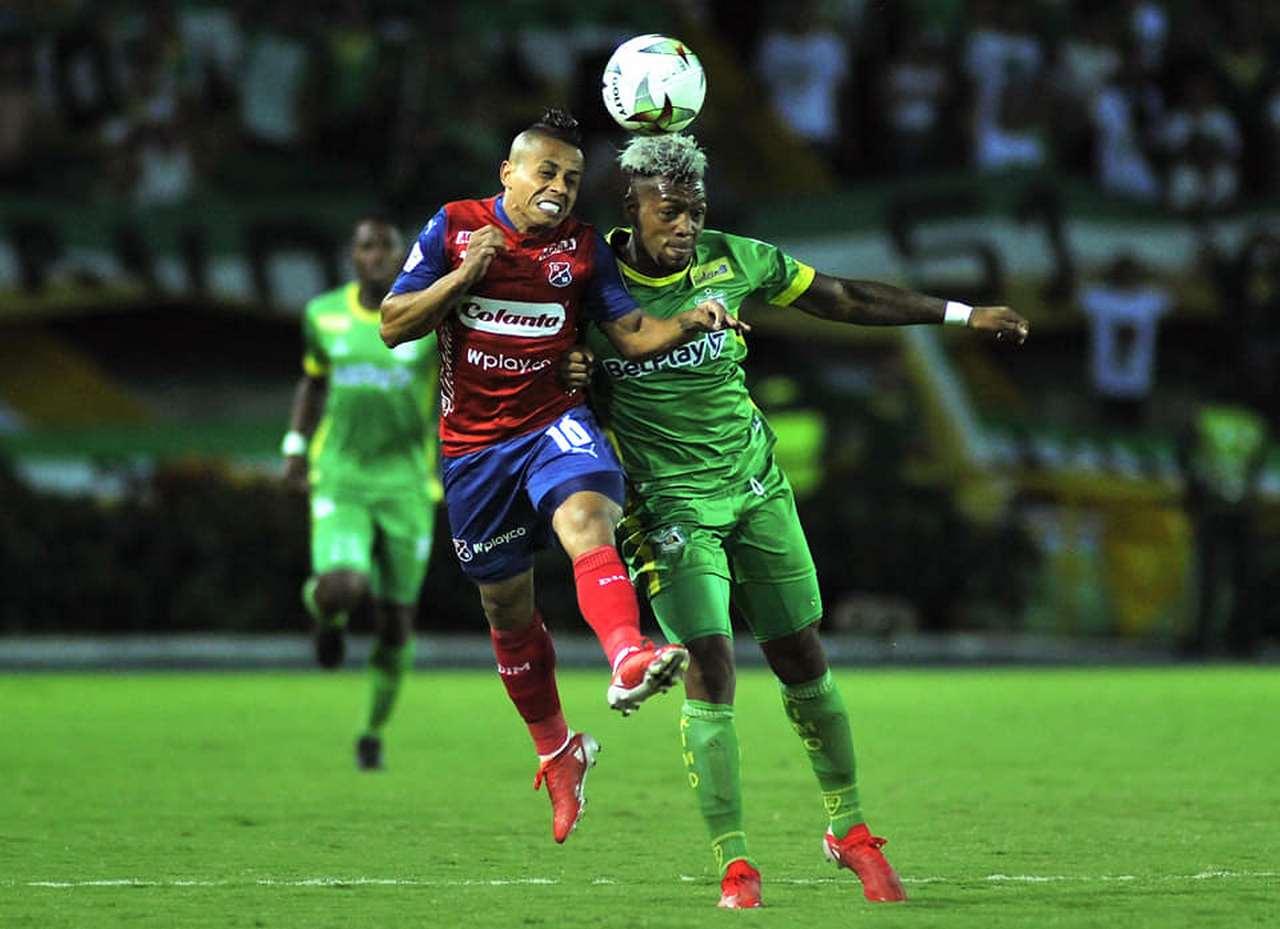 Independiente Medellin perdio 1 0 con Quindio en Armenia 5