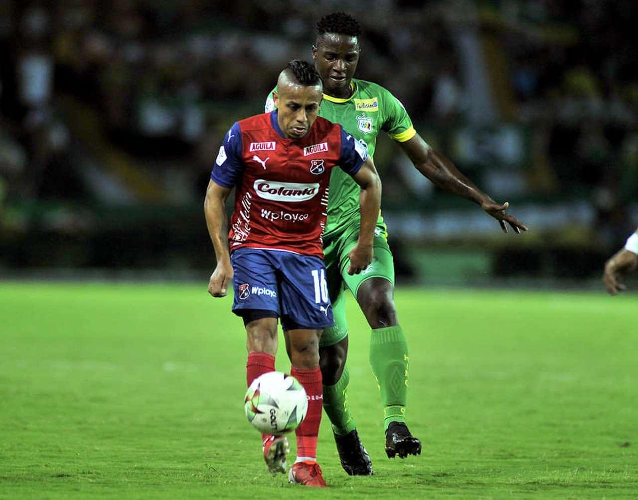 Independiente Medellin perdio 1 0 con Quindio en Armenia 9