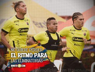 Independiente Medellin sigue con un invitado de lujo en los entrenamientos