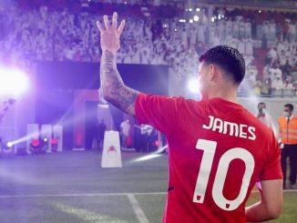James Rodriguez 1 1 1