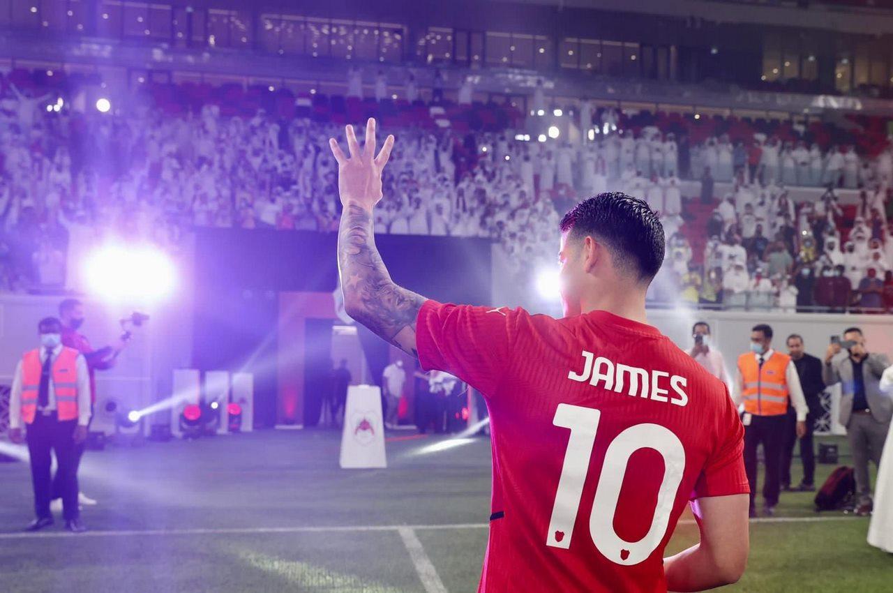 James Rodriguez 1 1