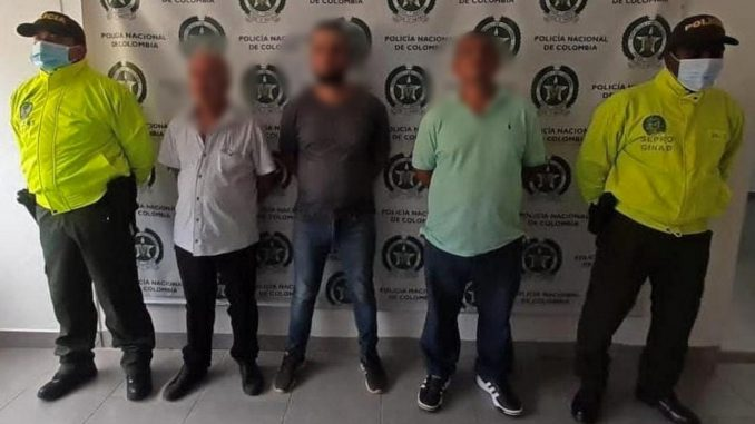 [Video] Agarraron a estos supuestos proxenetas en Jardín, Antioquia