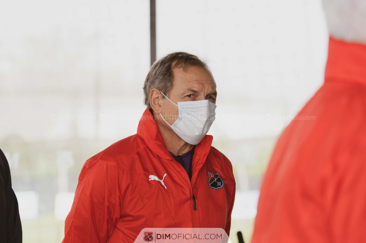 Jorge Franco PF Independiente Medellin