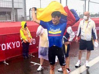Juan Betancourt ciclista Juegos Paralimpicos