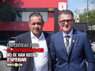 Juan Carlos Osorio anuncio que tiene ofertas de la Seleccion de Egipto