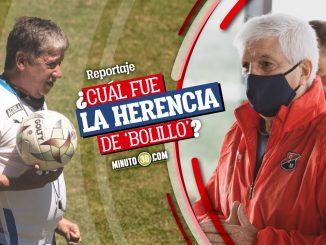 Julio Comesana conto que encontro tras su vinculacion al Medellin 2