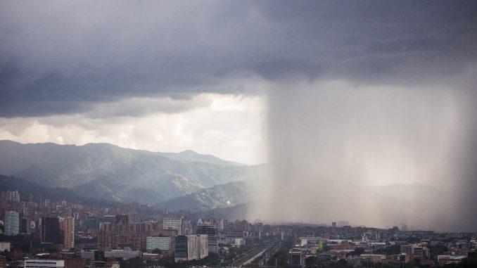 lluvias Medellín