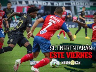 La previa en datos del partido entre Medellin y Once Caldas